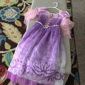 Princess Rapunzel costume